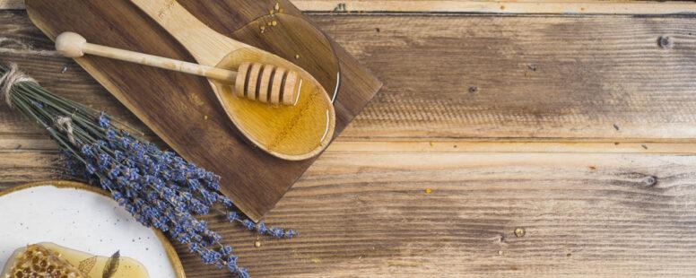 Die Herstellung von Honig