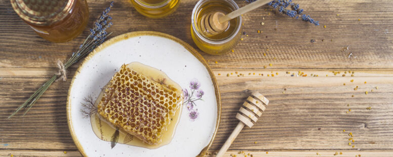 Nicht jeder Honig ist gesund!